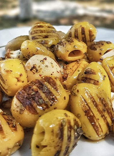 Grill Olive